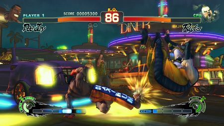 Super Street Fighter IV - 39566