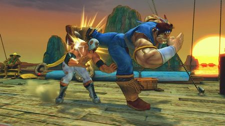 Super Street Fighter IV - 39577