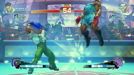 Super Street Fighter IV - 39562