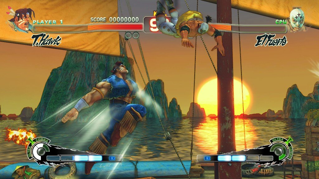 Super Street Fighter IV - 39583