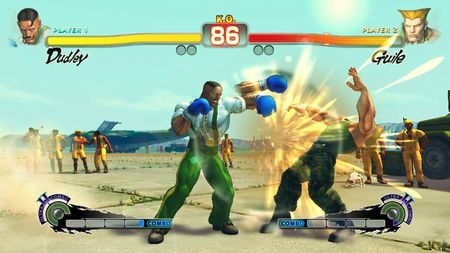 Super Street Fighter IV - 39555