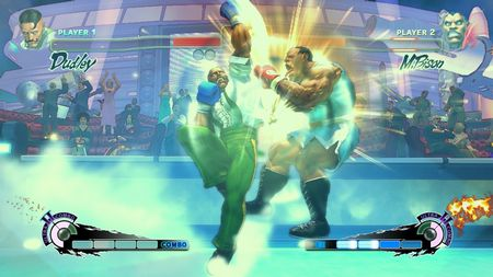 Super Street Fighter IV - 39556