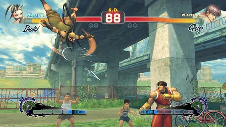 Super Street Fighter IV - 39557