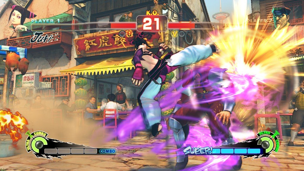 Super Street Fighter IV - 39576