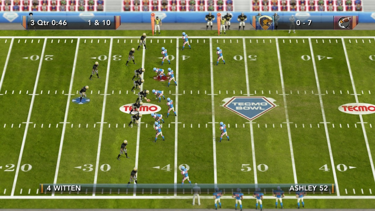 Tecmo Bowl Throwback - 39449