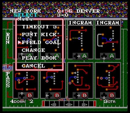 Tecmo Bowl Throwback - 39447