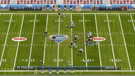 Tecmo Bowl Throwback - 39450