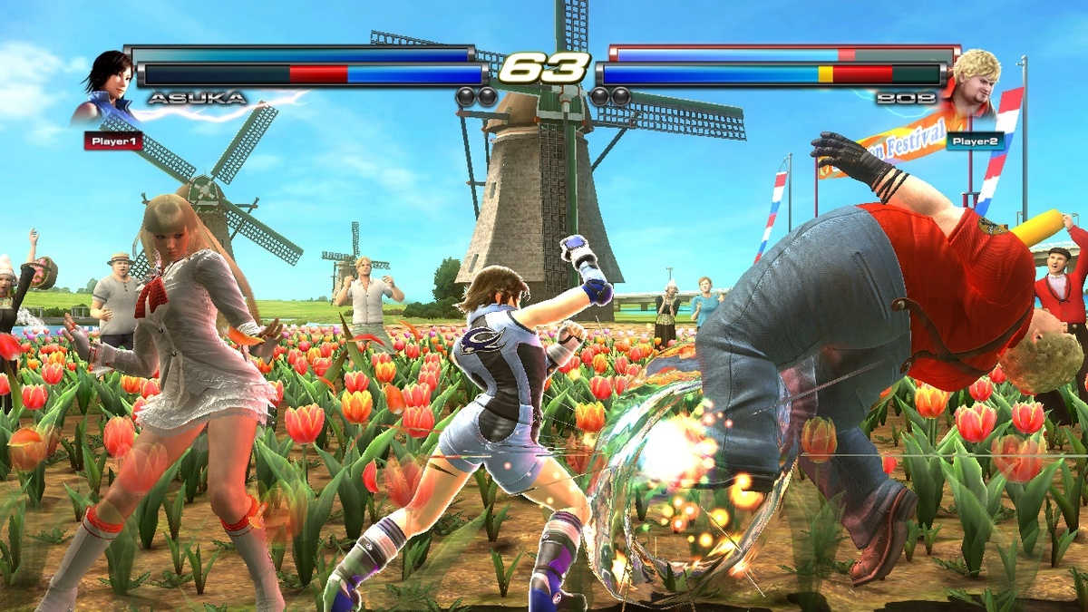 Tekken Tag Tournament 2 - 47180