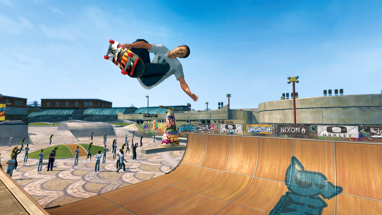 Tony Hawk Ride - 35035