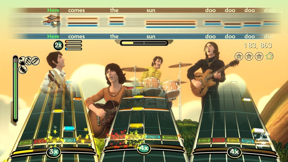 The Beatles: Rock Band - 36787