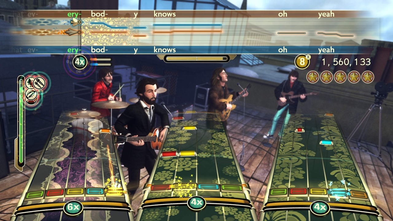 The Beatles: Rock Band - 36784