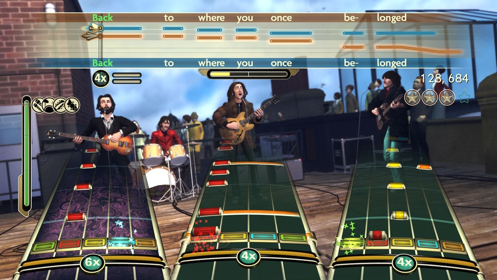 The Beatles: Rock Band - 36792