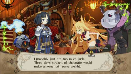 The Witch and the Hundred Knight - 50306