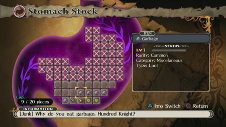 The Witch and the Hundred Knight - 50304