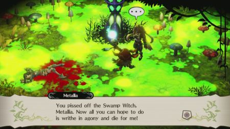 The Witch and the Hundred Knight - 50290