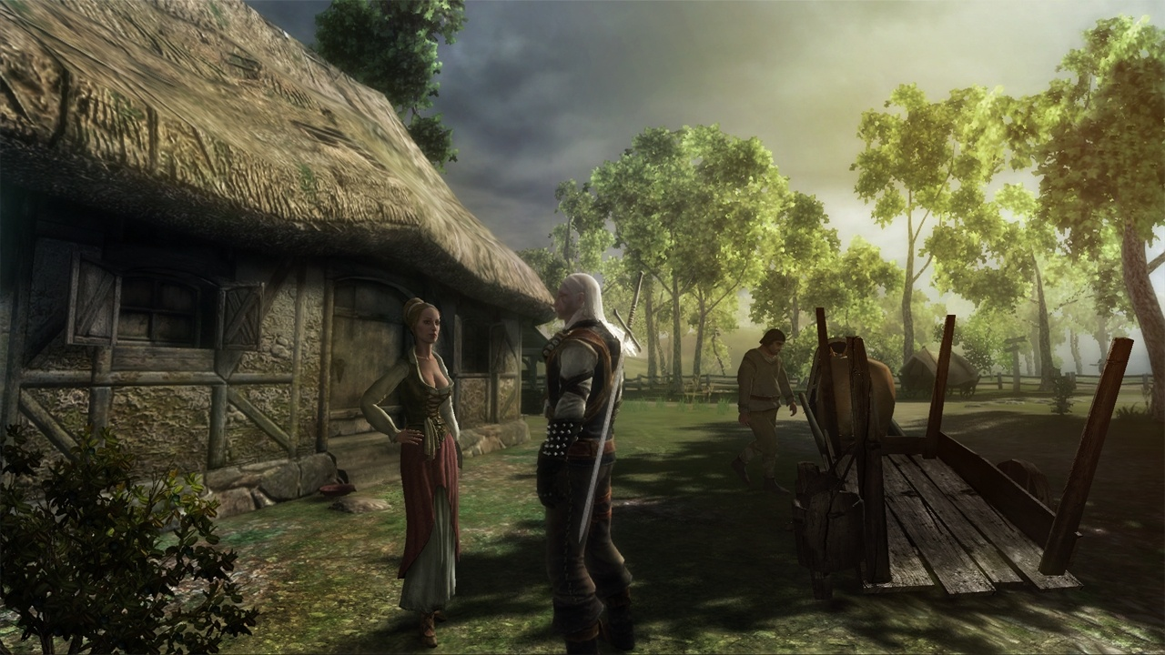 The Witcher: Rise of the White Wolf - 34036