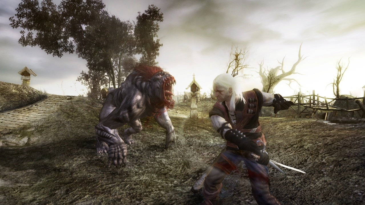 The Witcher: Rise of the White Wolf - 34042