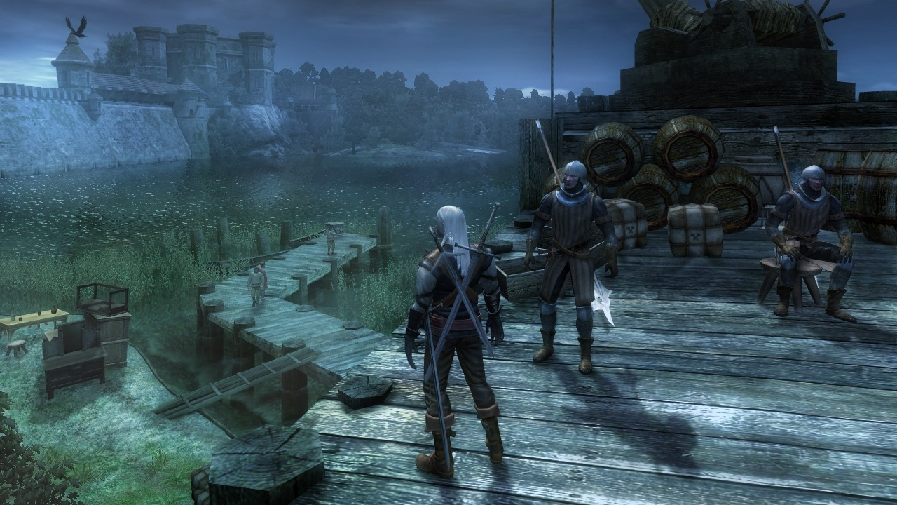 The Witcher: Rise of the White Wolf - 34045