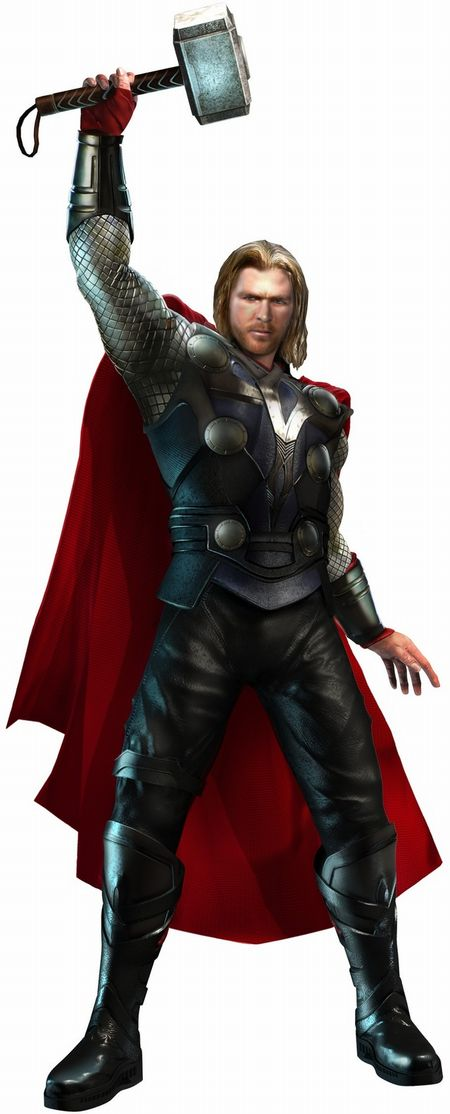 Thor: God of Thunder - 43412