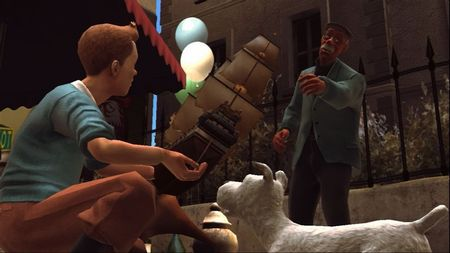 The Adventures of TinTin: The Game - 45745