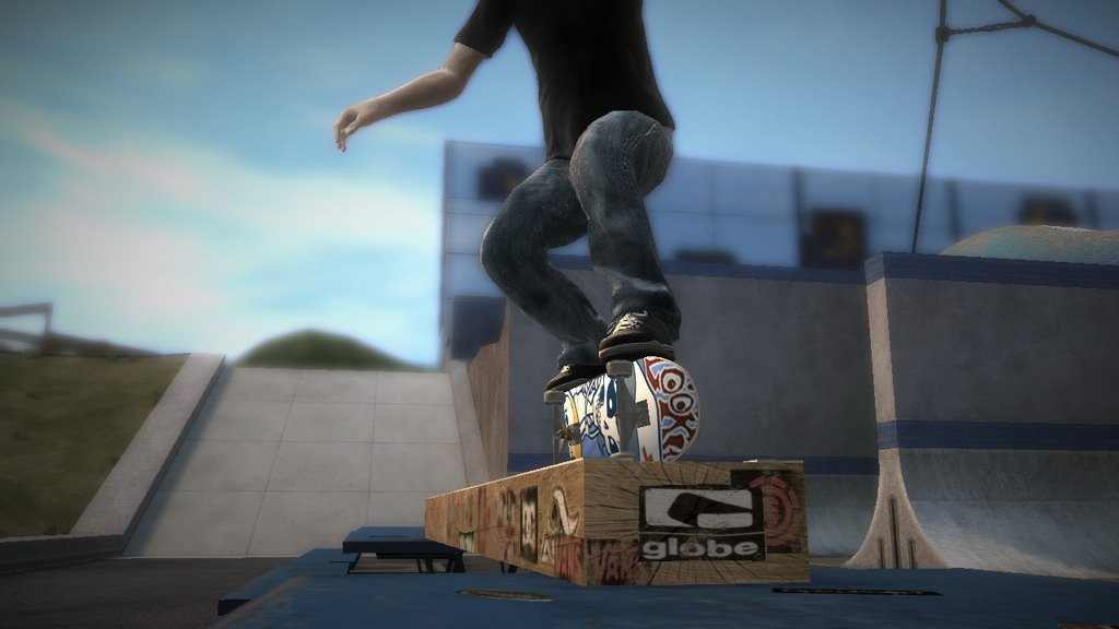 Tony Hawk's Project 8 - 04250