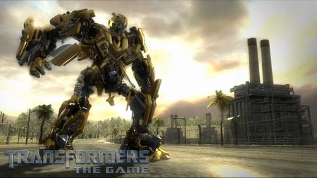 Transformers: The Game - 06591