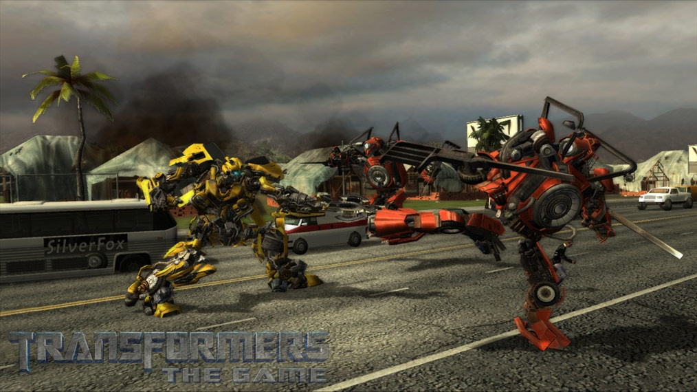 Transformers: The Game - 06586