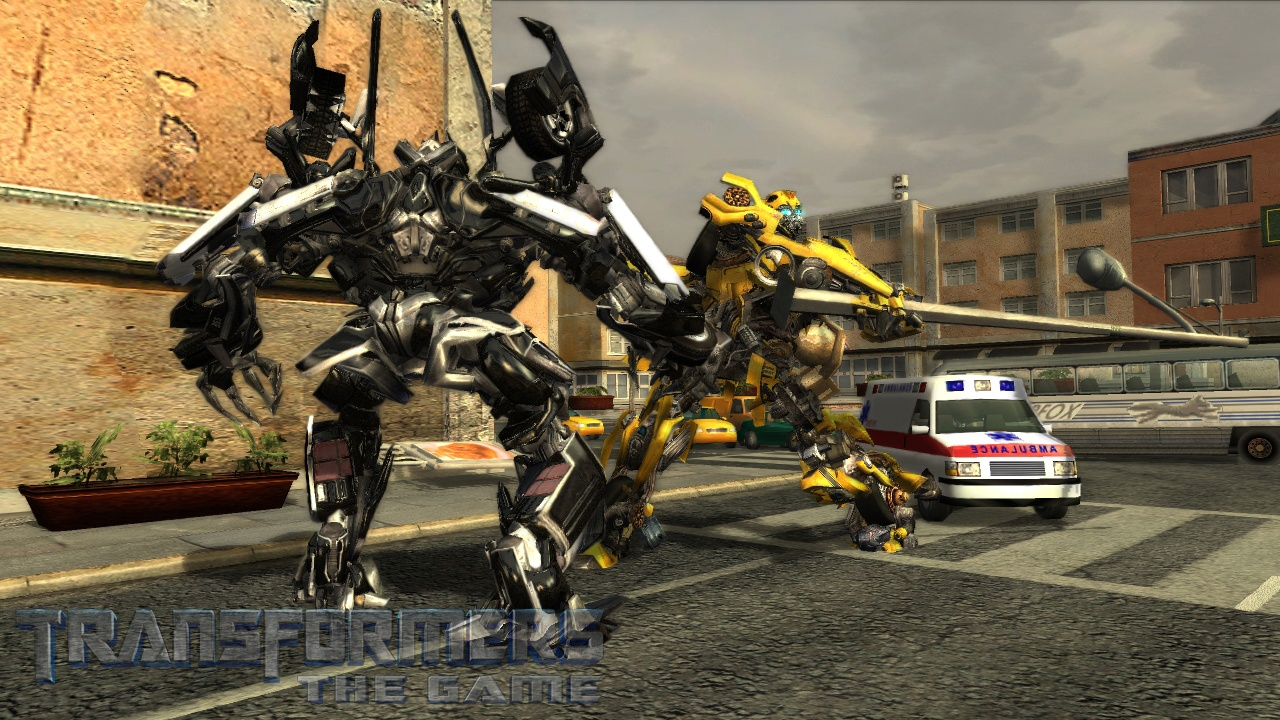 Transformers: The Game - 06589