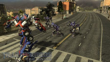 Transformers: The Game - 06582