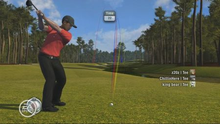 Tiger Woods PGA Tour 09 - 26113