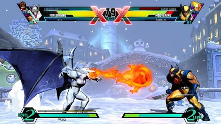 Ultimate Marvel vs. Capcom 3 - 44529