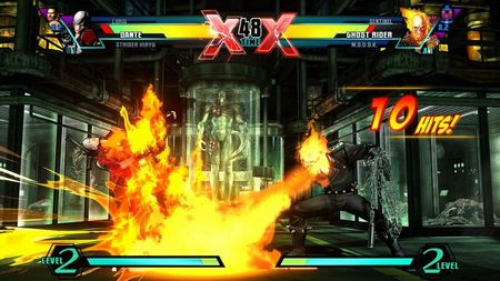 Ultimate Marvel vs. Capcom 3 - 44535