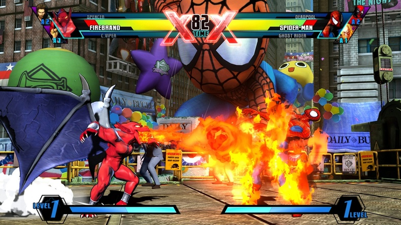 Ultimate Marvel vs. Capcom 3 - 44531