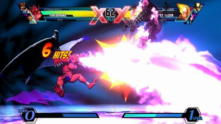 Ultimate Marvel vs. Capcom 3 - 44528