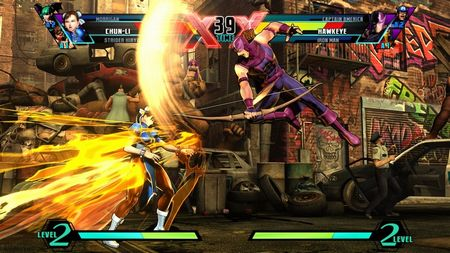 Ultimate Marvel vs. Capcom 3 - 44540