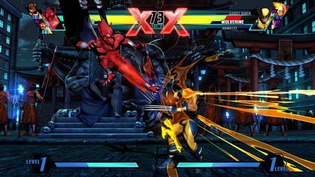 Ultimate Marvel vs. Capcom 3 - 44530
