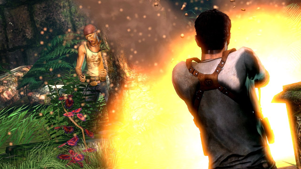 Uncharted: Drake's Fortune - 14684