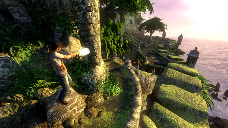 Uncharted: Drake's Fortune - 14681