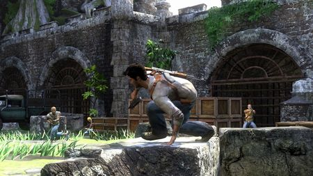 Uncharted: Drake's Fortune - 14651