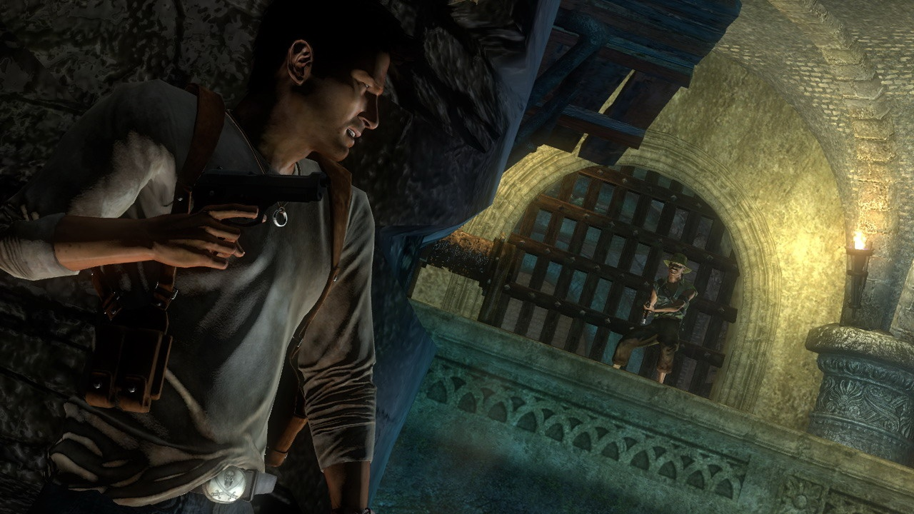Uncharted: Drake's Fortune - 14635