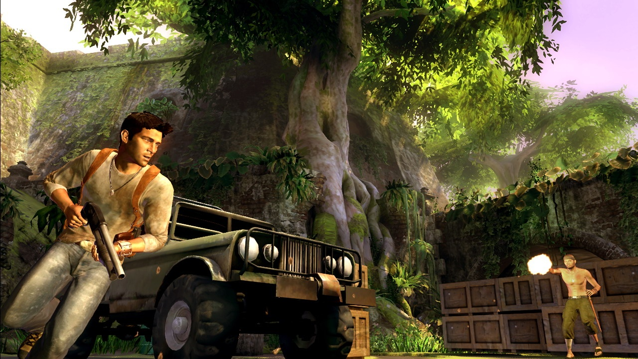 Uncharted: Drake's Fortune - 14645