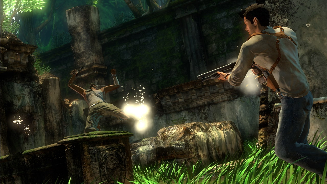 Uncharted: Drake's Fortune - 14626