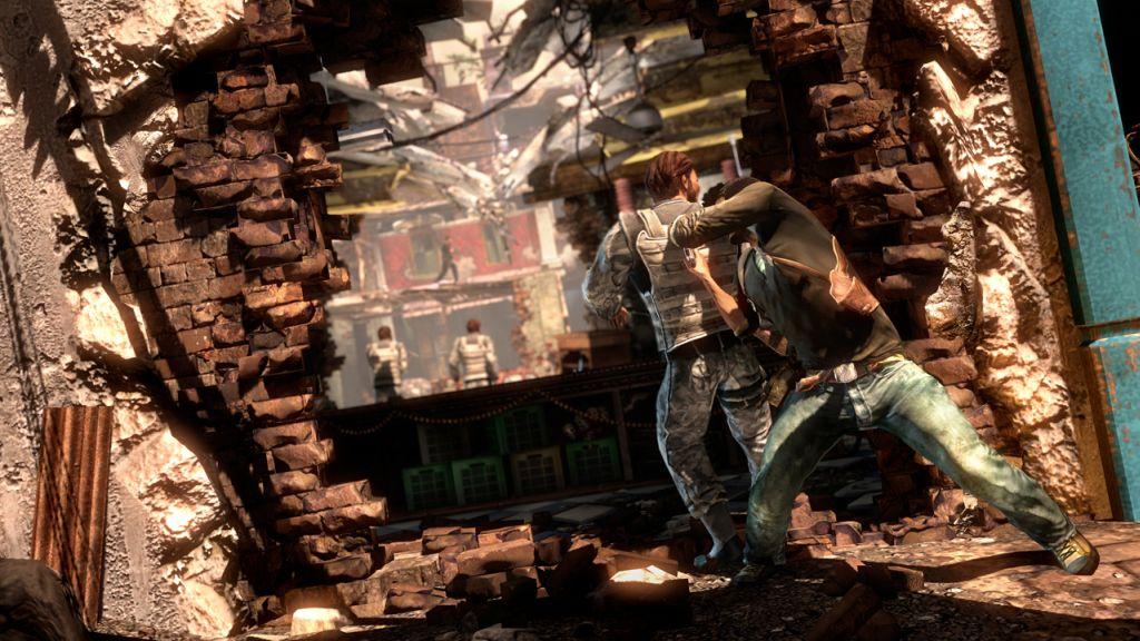 Uncharted 2: Among Thieves - 31800