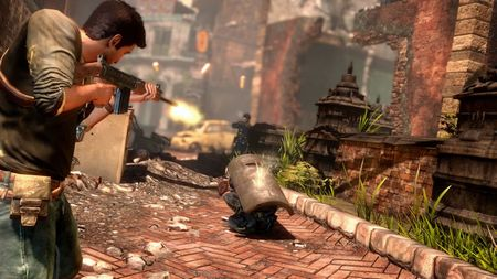Uncharted 2: Among Thieves - 31801