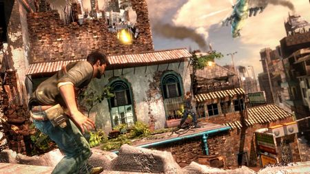 Uncharted 2: Among Thieves - 31802