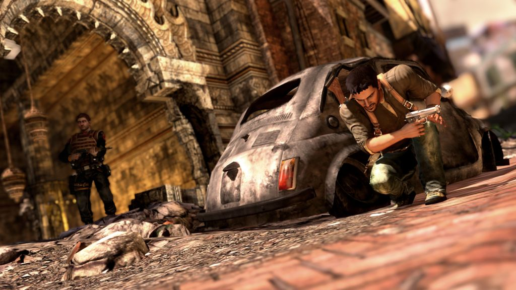 Uncharted 2: Among Thieves - 31804