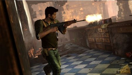 Uncharted 2: Among Thieves - 31807