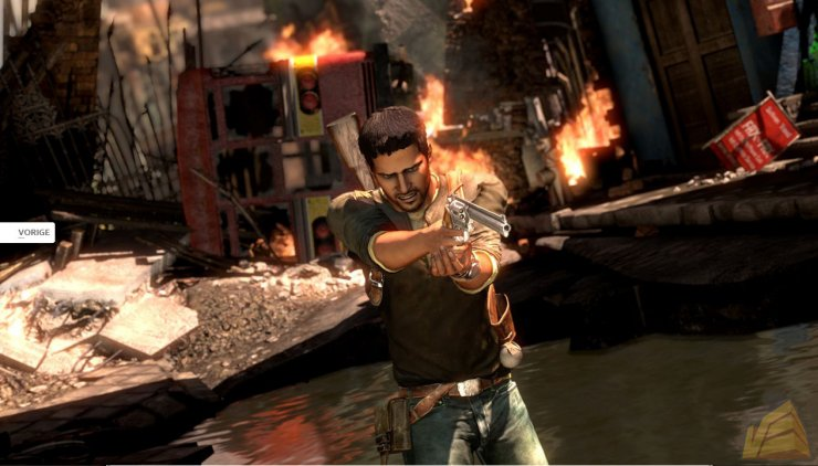 Uncharted 2: Among Thieves - 31809