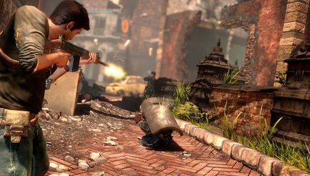 Uncharted 2: Among Thieves - 31810
