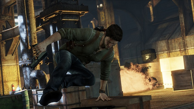Uncharted 3: Drake's Deception - 44284